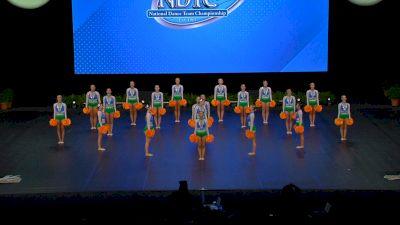 Millard North High School [2021 Large Varsity Pom Semis] 2021 UDA National Dance Team Championship