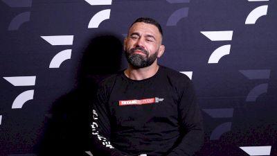 Vagner Rocha Keeps It Positive After WNO
