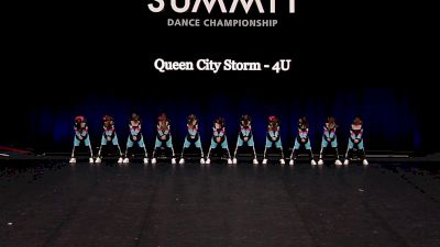 Queen City Storm - 4U [2021 Junior Hip Hop - Small Semis] 2021 The Dance Summit
