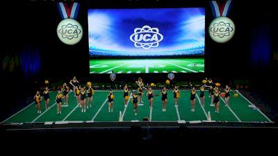 Buckhorn High School [2021 Large Non Tumbling Game Day Finals] 2021 UCA National High School Cheerleading Championship