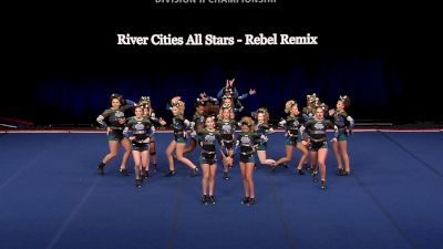 River Cities All Stars - Rebel Remix [2021 L4.2 Senior - Small Semis] 2021 The D2 Summit