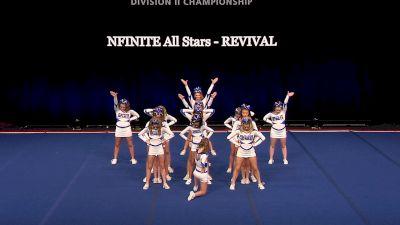 NFINITE All Stars - REVIVAL [2021 L2 Junior - Small Semis] 2021 The D2 Summit
