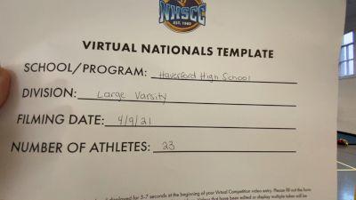 Haverford High School [Large Varsity Virtual Finals] 2021 UCA National High School Cheerleading Championship