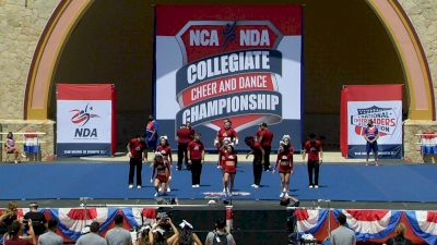 New Mexico State University [2021 Advanced Large Coed IA Prelims] 2021 NCA & NDA Collegiate Cheer & Dance Championship
