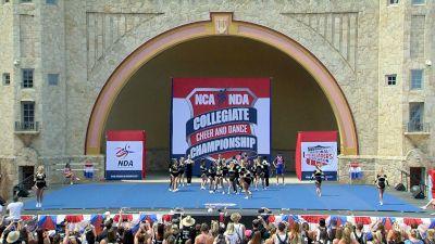 Lindenwood University [2021 Advanced Small Coed Open Prelims] 2021 NCA & NDA Collegiate Cheer & Dance Championship