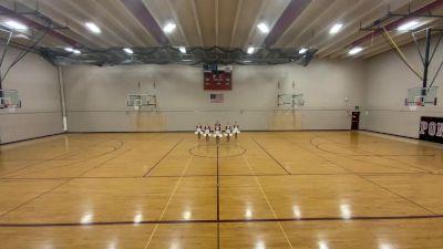 Ponderosa High School [Junior Varsity - Pom] 2021 UDA West Spring Virtual Dance Challenge