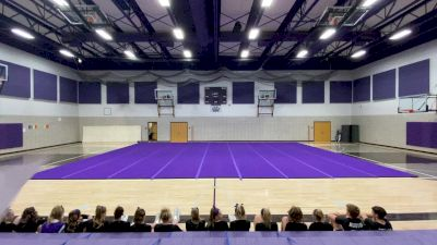 Riverton High School [Small Varsity Coed] 2020 UCA Mountain West Virtual Regional