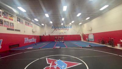 Arrowhead Union High School [Game Day Varsity - Non-Tumble] 2020 UCA Milwaukee Virtual Regional