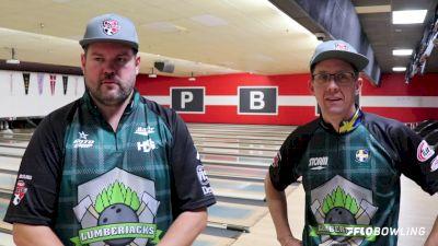 Malott, Larsen Break Down Portland's Win
