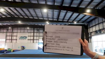 SoCo Intensity - Slay [L2 Mini] 2021 The Regional Summit Virtual Championships