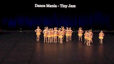 Dance Mania - Tiny Jazz [2021 Tiny Jazz Semis] 2021 The Dance Summit