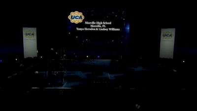 Niceville High School [2021 Medium Varsity Division I Semis] 2021 UCA National High School Cheerleading Championship
