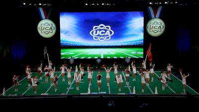Lake Mary High School [2021 Large Junior Varsity Game Day Semis] 2021 UCA National High School Cheerleading Championship