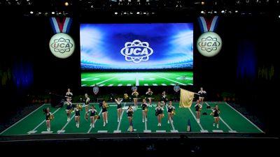 Sycamore High School [2021 Medium Game Day Div II Semis] 2021 UCA National High School Cheerleading Championship