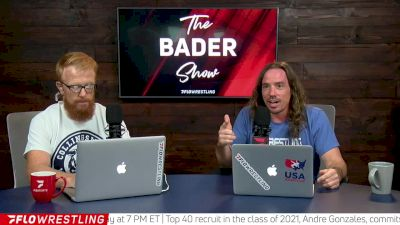 Bader Show - Damion Hahn Full Interview 9/8/20