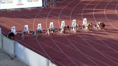 Nadine Visser Equals Her World Lead In 100m Hurdles 12.68