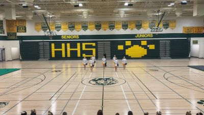 Horizon High School [Varsity - Song/Pom - Advanced] 2021 USA Virtual West Coast Spirit Championships