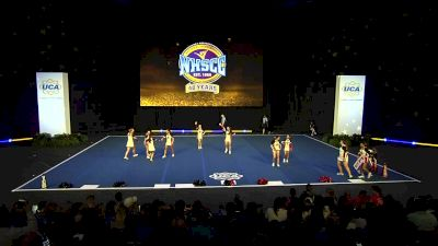 Village Christian School [2020 Small Varsity Non Tumbling Finals] 2020 UCA National High School Cheerleading Championship