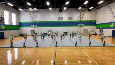 Eaton High School [Varsity - Band Chant] 2021 UCA & UDA Game Day Kick-Off