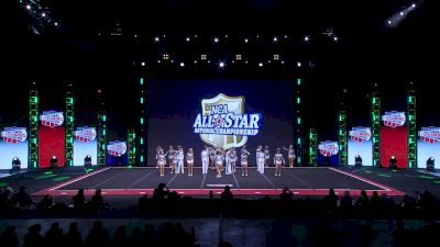 Cheer Extreme - Raleigh - Smoex [2020 L6 Medium Senior Coed Day 2] 2020 NCA All-Star Nationals