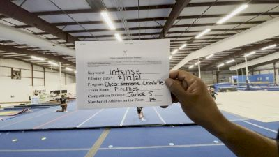 Cheer Extreme Fireflies - Fireflies [L5 Junior] 2021 Coastal at the Capitol Virtual National Championship