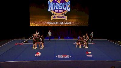 Coupeville High School [2020 Small Coed Non Tumbling Semis] 2020 UCA National High School Cheerleading Championship