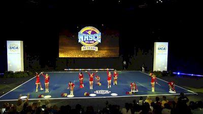 Bishop John Snyder High School [2020 Small Varsity Non Tumbling Finals] 2020 UCA National High School Cheerleading Championship