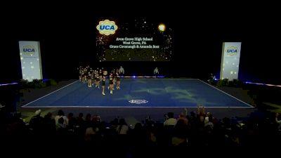Avon Grove High School [2020 Medium Varsity Division I Prelims] 2020 UCA National High School Cheerleading Championship