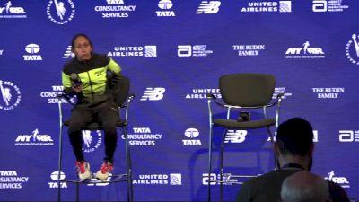NYC Marathon Top Americans Press Conference