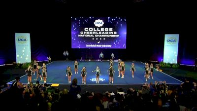Morehead State University [2020 All Girl Division I Finals] 2020 UCA & UDA College Nationals