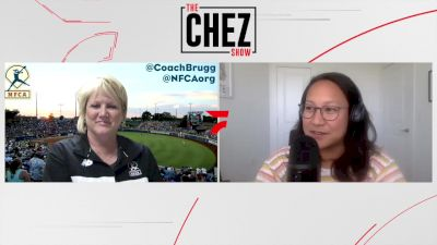 Being Creating & Innovative In The Softball Space | Ep 18 The Chez Show With Carol Bruggman