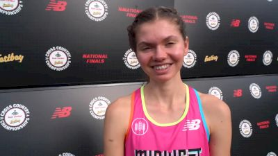 Zofia Dudek Goes From Non-Qualifier To National Champ