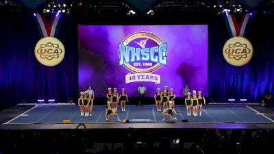 Thomas Jefferson High School [2020 Large Varsity Division II Prelims] 2020 UCA National High School Cheerleading Championship
