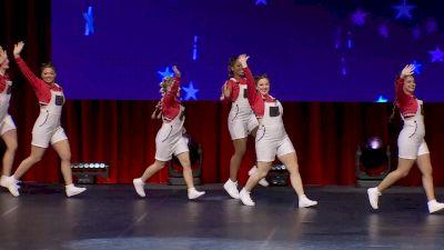 Austin Peay State University [2020 Division I Hip Hop Finals] 2020 UCA & UDA College Nationals