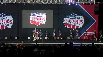 Spirit of Texas Purple Sass [2019 L3 Medium Senior Coed Day 1] 2019 NCA All Star National Championship