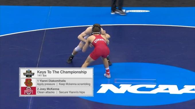Yianni/McKenna NCAA Final