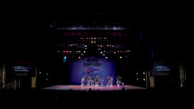 Dominion High School Dance Team [2019 Large Varsity Hip Hop Finals] 2019 NDA High School Nationals