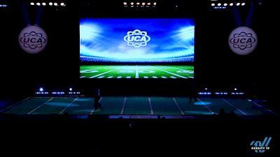 Roxbury High School [2019 Game Day - Super Varsity Semis] 2019 UCA National High School Cheerleading Championship