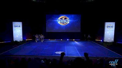 St Michael Albertville High School [2019 Small Varsity Non Tumbling Prelims] 2019 UCA National High School Cheerleading Championship