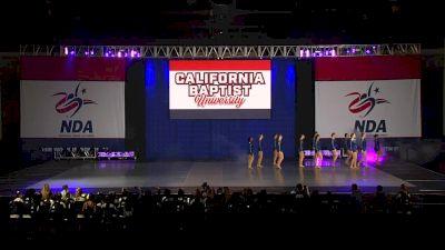 California Baptist University [2019 Jazz Division I Finals] 2019 NCA & NDA Collegiate Cheer and Dance Championship