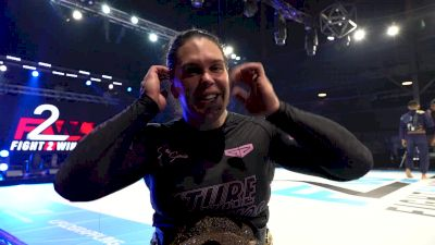 """""""Any Time, Any Place"""" Gabi Garcia Ready To Defend F2W Title"""