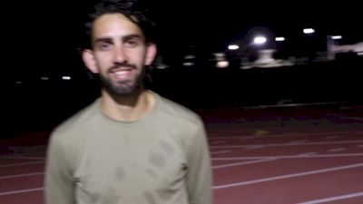 Morgan McDonald Battles The Wind To Win Team Boss Mile