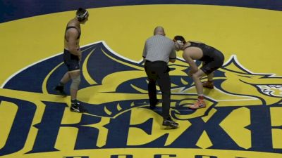 174- Andrew Shomers (Oklahoma State) vs Michael O`Malley (Drexel)