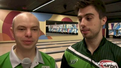 Miller, Sherman Say Road To Top Seed Was Tough