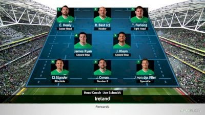 Highlights: Ireland vs Wales