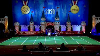 Northwestern State Athletics [2020 Open Coed Game Day Semis] 2020 UCA & UDA College Nationals