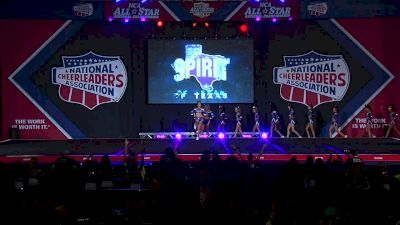 Spirit of Texas Purple Sass [2020 L3 Small Senior Day 1] 2020 NCA All-Star Nationals