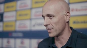 Team USA Coach John Speraw Give Insight On Win Over France