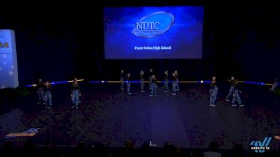 Ponte Vedra High School [2019 Medium Hip Hop Prelims] UDA National Dance Team Championship