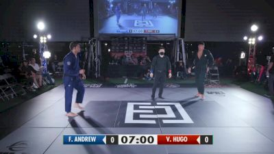 Victor Hugo vs Fellipe Andrew 3CG Kumite II